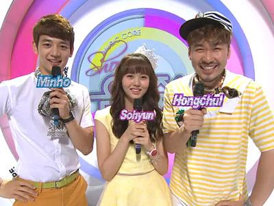 Program MBC 'Music Core' Kembali Hilangkan Sistem Ranking?