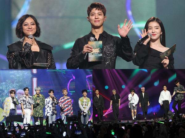 KBS Umumkan Jadwal Tayang Konser 'Music Bank in Jakarta'