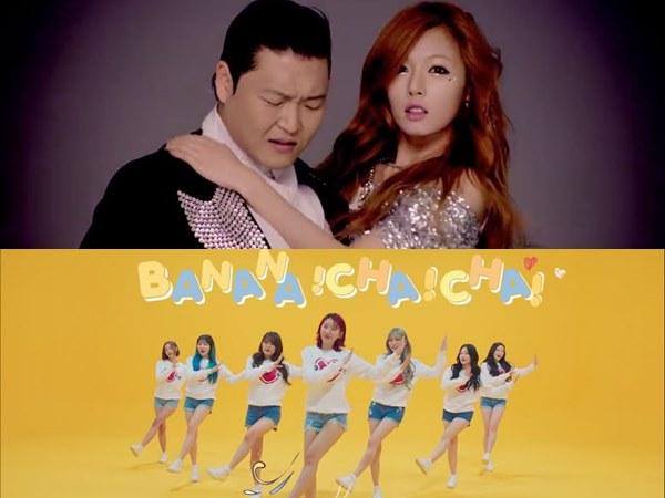 Deretan MV Kpop dengan Jumlah Dislike Terbanyak