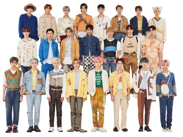 NCT Raih Sertifikasi Million Keduanya di Gaon Chart
