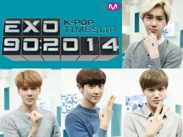 Ini Dia Detail Variety Show Terbaru EXO dan Tamu Mereka!