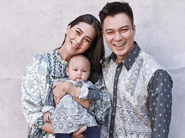 Respon Bijak Paula Verhoeven Tanggapi Kabar Miring Soal Baim Wong