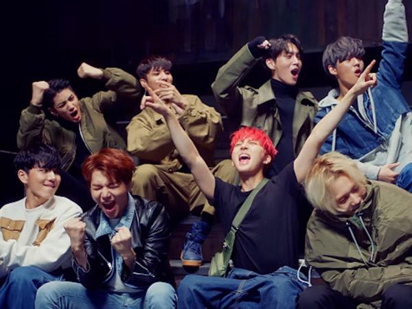 PENTAGON Saling Dukung Hingga Kabur Bareng di MV Comeback 'Runaway'