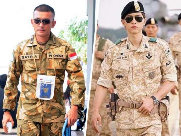 Jadi Tentara di Film Terbaru, Rio Dewanto Siap Saingi Song Joong Ki?