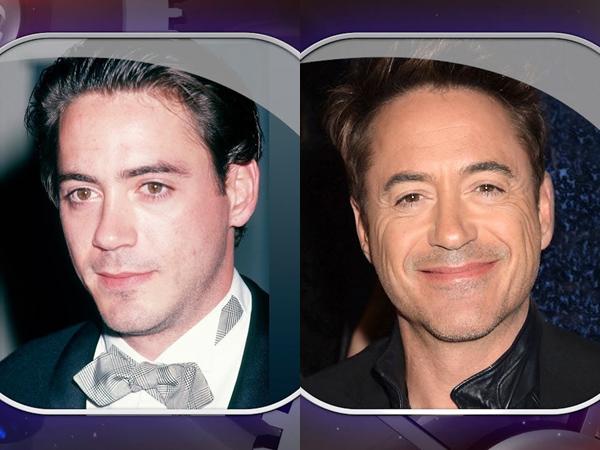Genap Berusia Setengah Abad, Intip Perubahan Wajah Tampan Robert Downey Jr.!