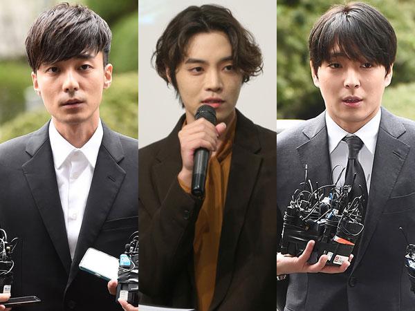 Roy Kim, Eddy Kim, dan Choi Jonghoon Sudah Mengaku Ikut Sebarkan Rekaman Ilegal di Grup Chat