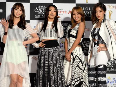 Sistar Bintangi Reality Show Pertama Mereka di Hongkong!