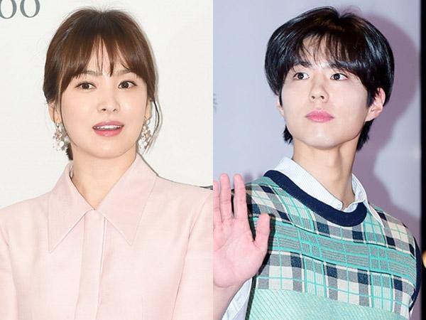 Bersiap, Ini Jadwal Tayang Drama Baru Song Hye Kyo dan Park Bo Gum 'Boyfriend'