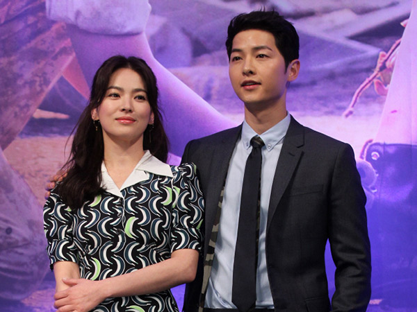 Orang Terdekat Ungkap Kehidupan Pernikahan Song Joong Ki dan Song Hye Kyo Sampai Memutuskan Cerai