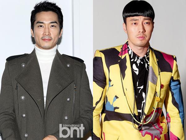 Song Seung Hun Berencana Untuk Menikah Sebelum Didahului So Ji Sub?