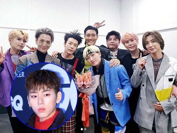 Zico Produseri Lagu Comeback Super Junior
