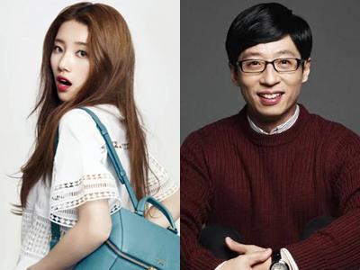 Suzy miss A Jadi Bintang Tamu Acara Baru Yoo Jae Suk 'I'm a Man'