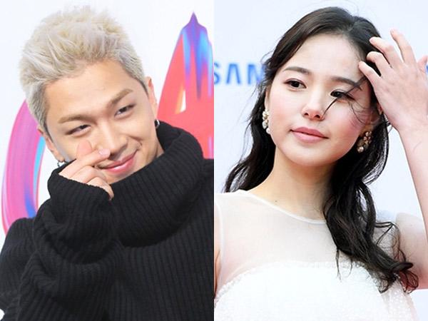 Agensi Konfirmasi Taeyang dan Min Hyo Rin Bakal Nikah Tahun Depan!