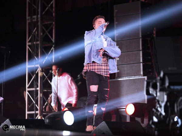 Tutup Konser 'Saranghaeyo Indonesia 2016', Taeyang Janji Bakal Balik Lagi dengan Big Bang!