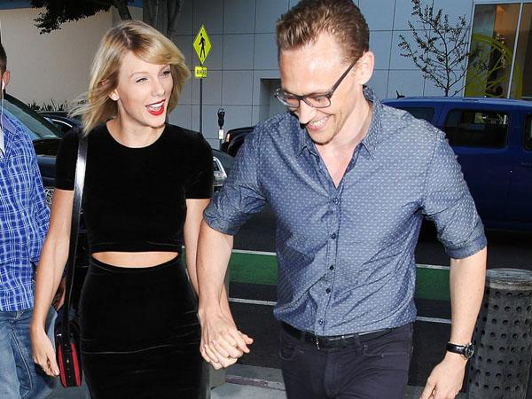 Makin Mesra, Taylor Swift dan Tom Hiddleston Terlihat Makan Malam Romantis