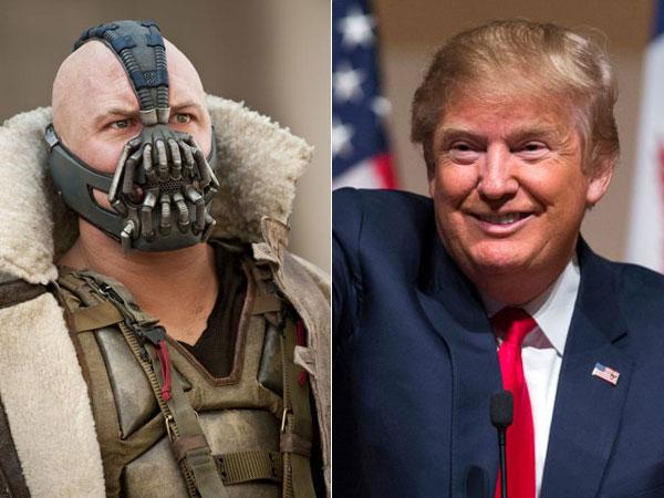 Resmi Jadi Presiden AS, Donald Trump Disebut 'Contek' Kata-Kata Karakter Jahat di Film Batman