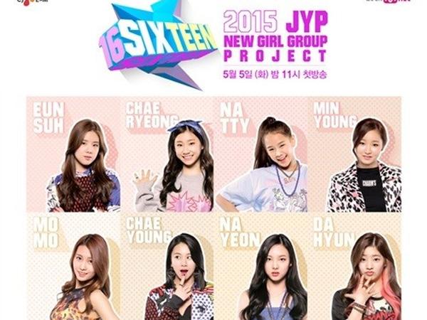 Jelang Penayangan 'Sixteen', JYP Entertainment Ungkap Nama Girl Group Barunya