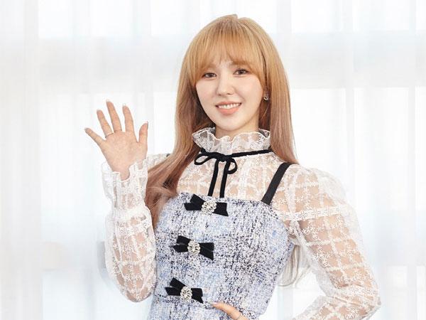 Wendy Ungkap Kesan Debut Solo dan Dukungan dari Member Red Velvet