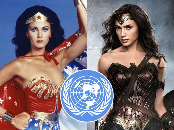 Keren, 'Wonder Woman' Akan Jadi Duta Kehormatan PBB!