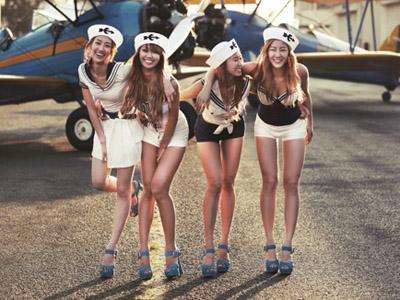 5 Girlband K-Pop Paling Bersinar di 2012