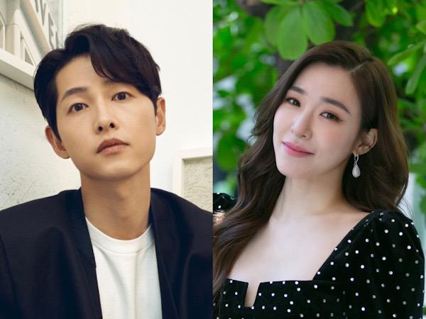 Tiffany SNSD Dikabarkan Debut Akting Bareng Song Joong Ki