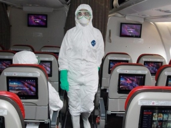 Mengintip Persiapan Penjemputan WNI di Wuhan, Pesawatnya Punya Teknologi Khusus!