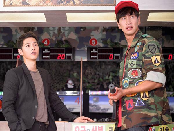 Digoda Karena Jadi Cameo 'Descendants of The Sun', Lee Kwang Soo Ngambek di 'Running Man'