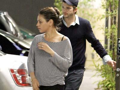 Mila Kunis-Ashton Kutcher Siap Menikah