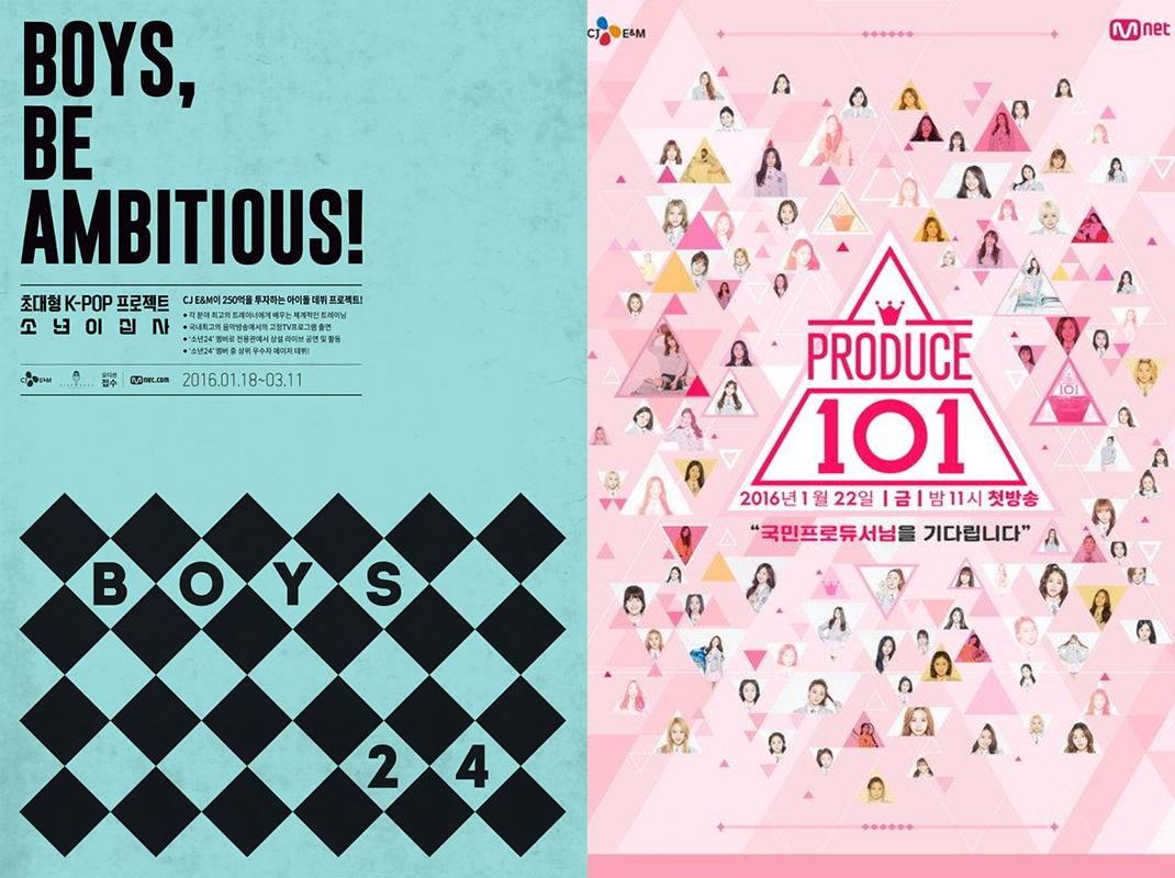 Simak 5 Hal Yang Bikin 'Boys24' Beda Dari 'Produce 101'!