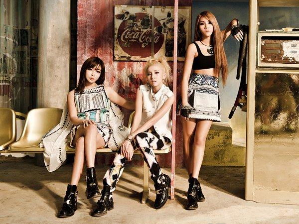 Black Pink Debut, Fans 2NE1 Dibuat Galau dengan Sikap CL, Bom, dan Dara