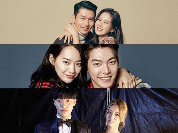 Didoakan Berjodoh, Ini 5 Pasangan Seleb Korea yang Didukung Publik