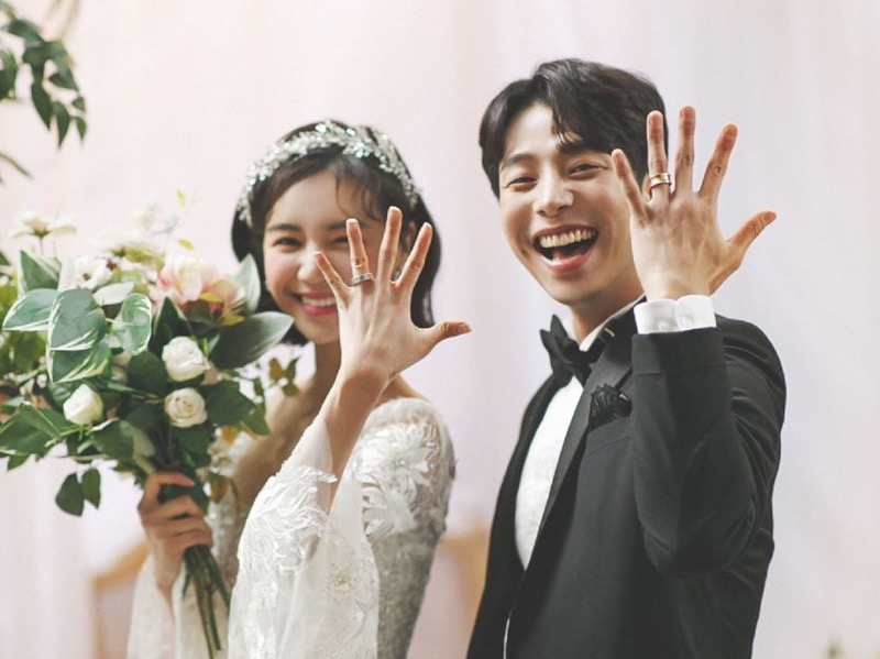 Makin Banyak Orang Korea Menikah dengan Warga Negara Asing