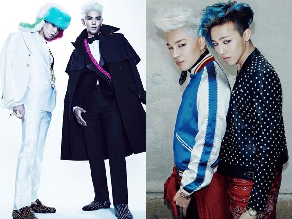 GD-TOP atau GD-Taeyang Akan Jadi Bagian Proyek Hip Hop Baru YG Entertainment?