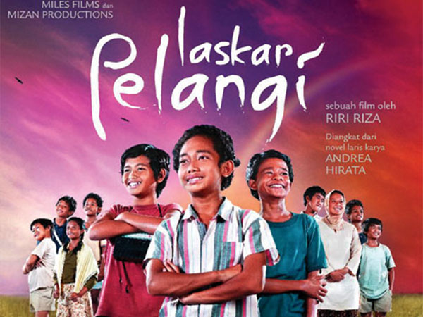 Film 'Laskar Pelangi' Hingga 'Saur Sepuh' Akan Tayang di Festival Bergengsi Eropa!