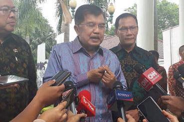 Wapres JK Sebut Pemerintah Telah Siapkan 4 Triliun Untuk Bantu Lombok