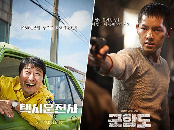 Film Ryu Jun Yeol 'A Taxi Driver' Lengserkan 'Battleship Island' dari Puncak Box Office Korea