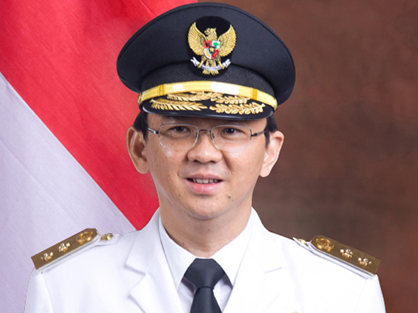 Basuki Tjahaja Purnama Resmi Dilantik Sebagai Gubernur DKI Jakarta Oleh Presiden Jokowi