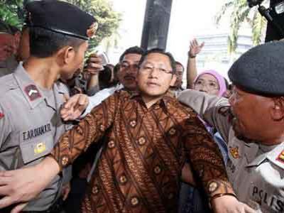 Anas Urbaningrum Belum Ditangkap, Ini Penjelasan KPK