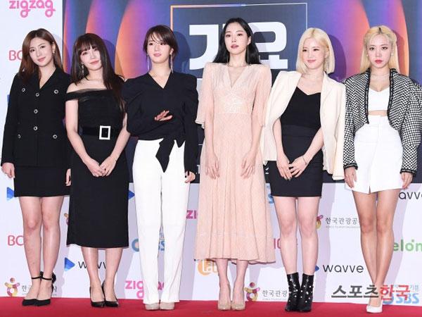 KBS Minta Maaf dan Beri Penjelasan Soal Insiden Penampilan Apink