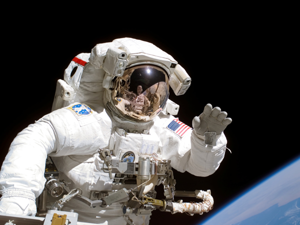 Sederet 'Suara' di Luar Angkasa Ini Sukses Bikin Para Astronot Merinding