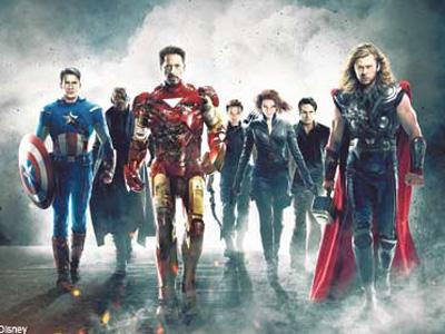 The Avengers Kokoh di Puncak Box Office