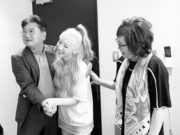 Taeyeon Sampaikan Salam Perpisahan Mengharukan untuk Mendiang Ayah