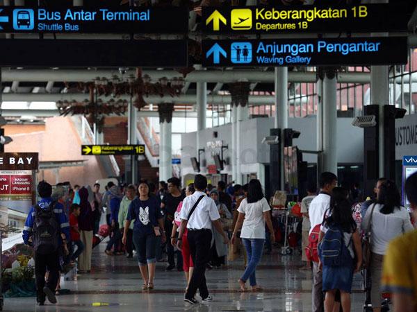 Duh, Bandara Soekarno-Hatta Masuk Peringkat Teratas Bandara 'Terngaret' di Dunia!