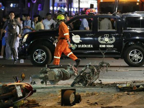 Tersangka Utama Bom Bangkok Telah Lari Ke Turki