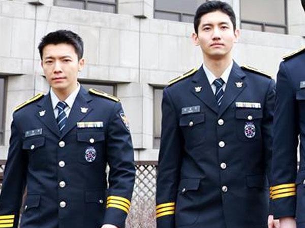 Changmin TVXQ dan Donghae Super Junior Lakukan Flashmob dalam Tugas Kampanyenya!