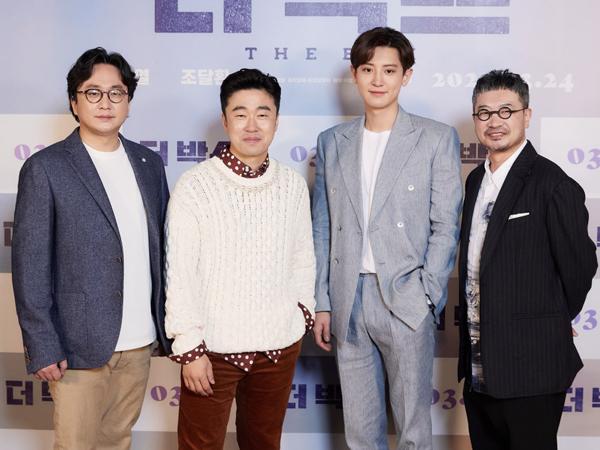 Sutradara Film 'The Box' Akui Pilih Chanyeol Sebagai Peran Utama Karena Penggemar Berat?