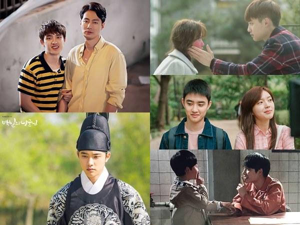 Ultah Hari Ini, Yuk Tonton 5 Drama Korea yang Dibintangi D.O EXO