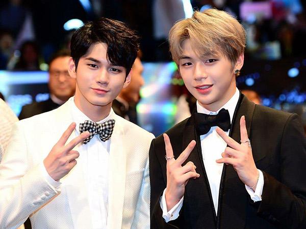 Member Wanna One Bocorkan Isi Kulkasnya yang Bikin Shock