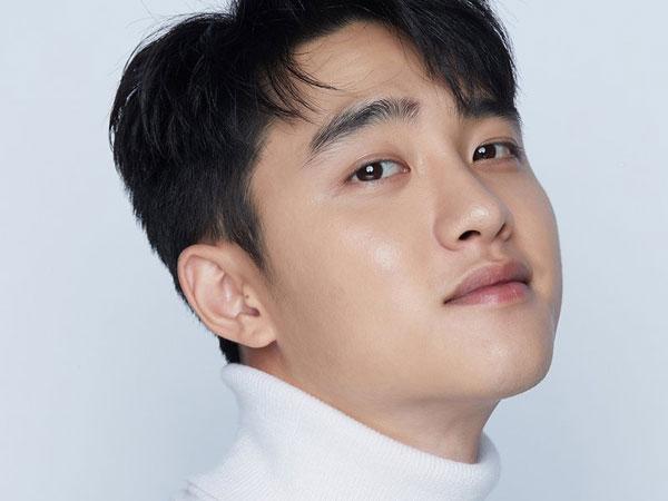 Lagu Solo D.O EXO 'That's Okay' Berhasil Puncaki Chart iTunes di Berbagai Negara
