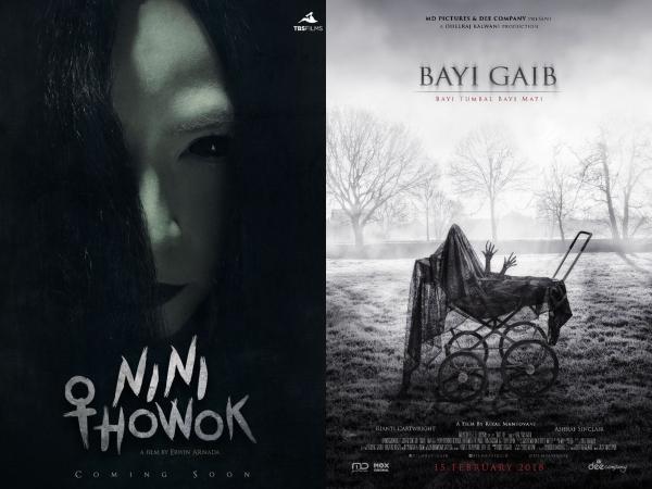Inilah 6 Film Horor Indonesia yang Siap Menghantuimu di Tahun 2018!